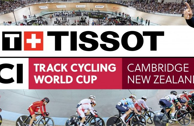 TISSOT UCI Track Cycling World Cup
