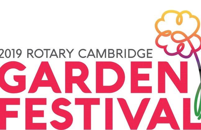 2019 Rotary Cambridge Garden Festival