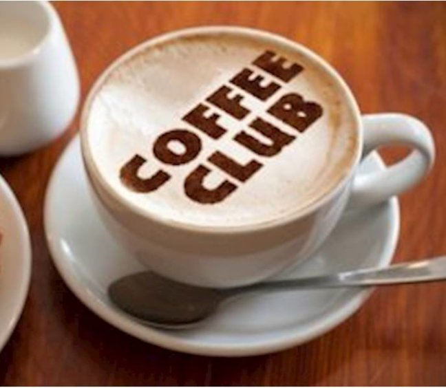 Cancer Society Coffee and Chat