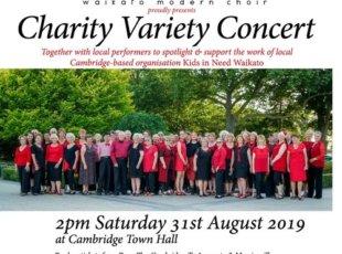 Mosaic Charity Variety Concert