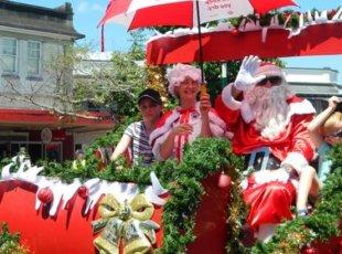 New World Cambridge Christmas Parade