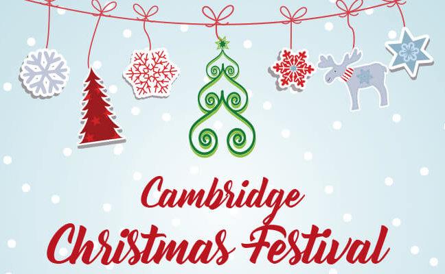 Cambridge Christmas Festival