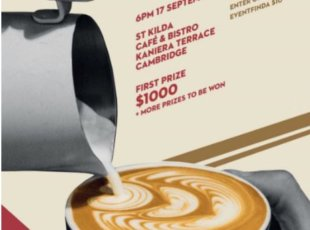 Latte Art Throwdown! @ St Kilda Cafe & Bistro