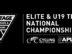 2020 Vantage Elite & U19 Track National Champs