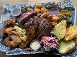 Smoke Collective – BBQ Platter on 21 September