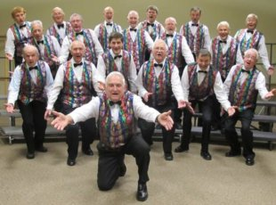 Bay of Plenty Men's Choir