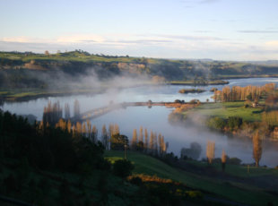 Waikato River Head Race