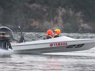 NZ Water Ski Racing National champs