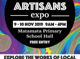 Artists and Artisans Expo-Matamata