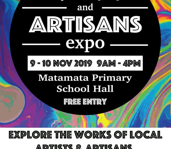 Artists and Artisans Expo-Matamata