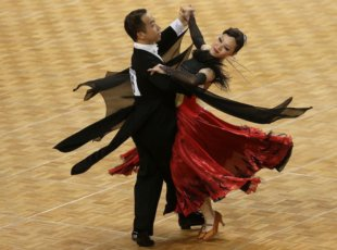 Waltz & Foxtrot Beginner's Dance Classes