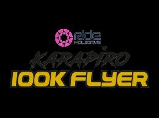 Moa Karapiro 100k Flyer