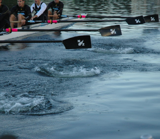 Olympic Rowing Trials