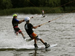 Brooklyn Water Ski Club Open Day