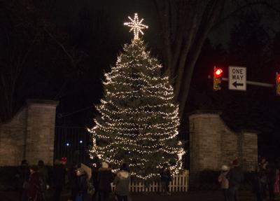 Cambridge Community Christmas Tree Light-up