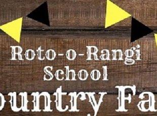 Roto-O-Rangi School Country Fair