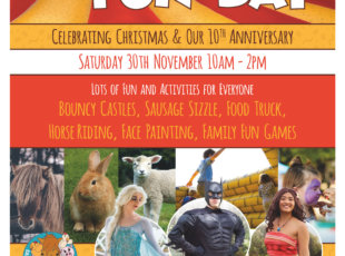 Elim Family Fun Day – Celebrating Christmas and 10th Anniversary