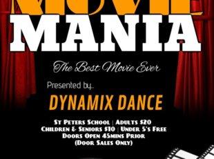 Dynamix Dance presents Movie Mania