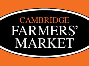 Cambridge Farmers Market on 28 November