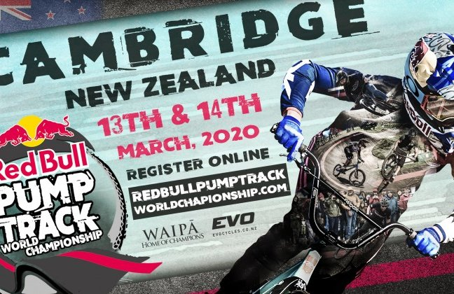 Red Bull Pump Track World Championships Qualifier