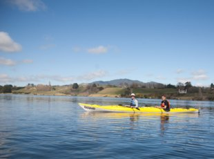The Boatshed Kayaks-Half Day Kayak Hire