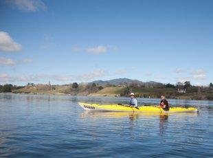 The Boatshed Kayaks-Half Day Kayak Hire