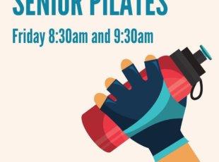 Senior Pilates at the Avantidrome are back- held weekly