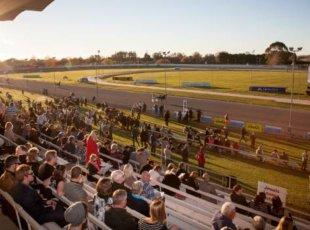 Cambridge Raceway Harness & Greyhound meeting