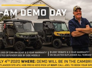Can Am Demo Day