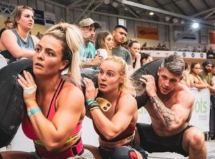 New Zealand Crossfit Nationals – Individuals