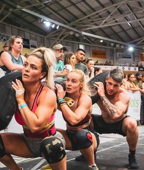 New Zealand Crossfit Nationals – Individuals