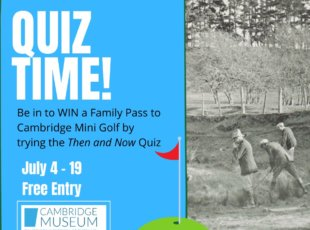 Quiz Time: Then and Now