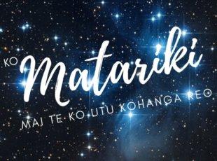 Ko Matariki mai Te Ko Utu Kohanga Reo