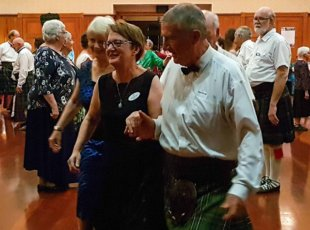 Scottish Country Dancing Lessons