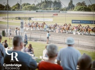 Harness Racing Mid- Winter Christmas