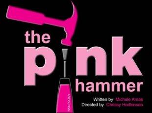 "Cambridge Repertory Society presents ""The Pink Hammer"""