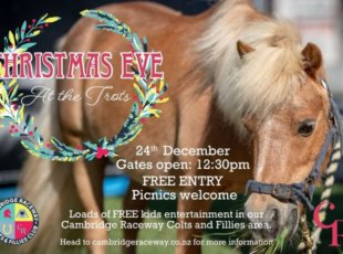 Christmas Eve at the Trots