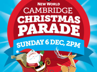 New World Cambridge Christmas Parade