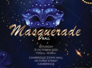 Masquerade Ball, Equestrian Charity Fundraiser