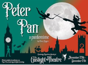 Peter Pan – A Pantomime by Tracy Rogers
