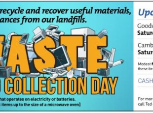 E-Waste Recycling Collection Day