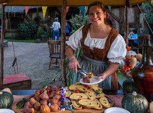 Hobbiton Movie Set Summer Harvest Festival