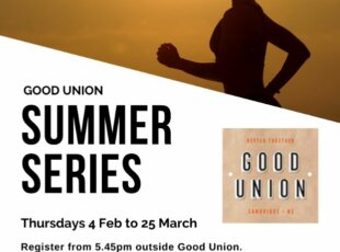 Good Union Summer Series – Run & Walk