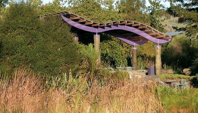 The Sculpture Park At Waitakaruru Arboretum Day Trip