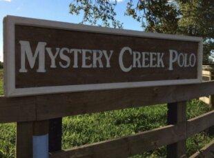 Mystery Creek Women's Polo Tournament