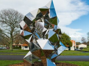 Groundwork – Contemporary Sculpture – During the Autumn Festival weekends