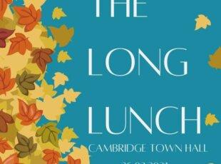 The Long Lunch – Cambridge Autumn Festival