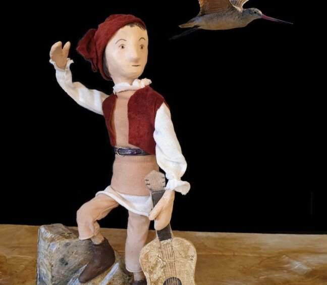 The Boy With Wings – Cambridge Autumn Festival