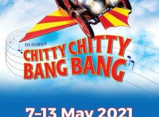 St Peter's Cambridge Presents – Chitty Chitty Bang Bang