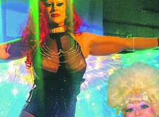 """""""A Night at the Races"""" – Piper Blaster Drag Show – Autumn Festival"""